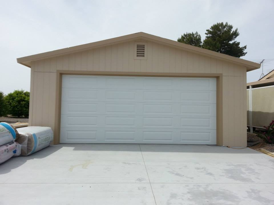 Custom Residential Garage Doors Mesa Az Jdt Door Service