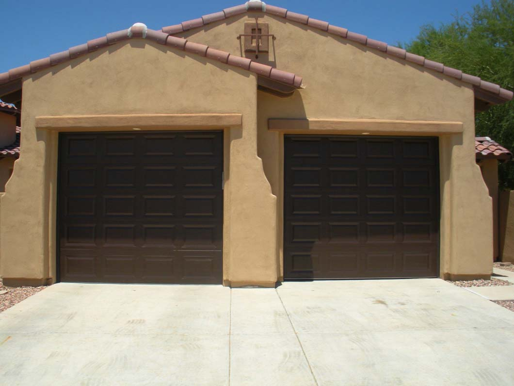 Residential doors gallery jdt garage door service for Residential garage door repair
