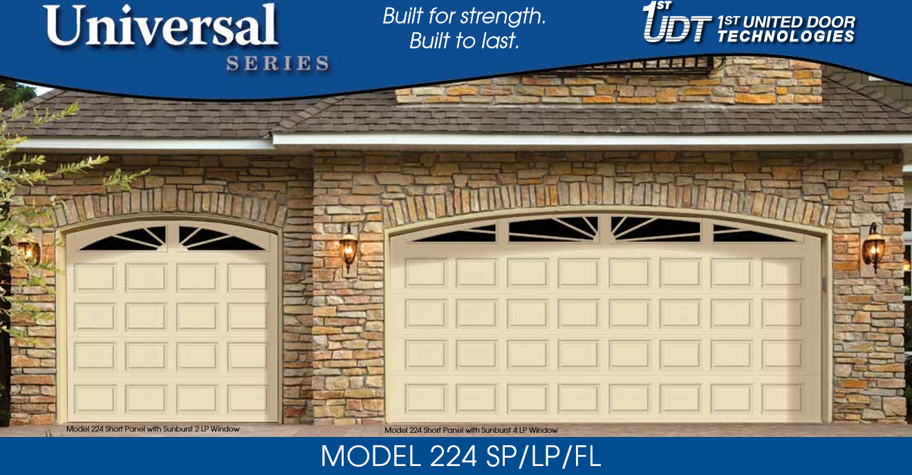 Garage door repair mesa az - Universal Series