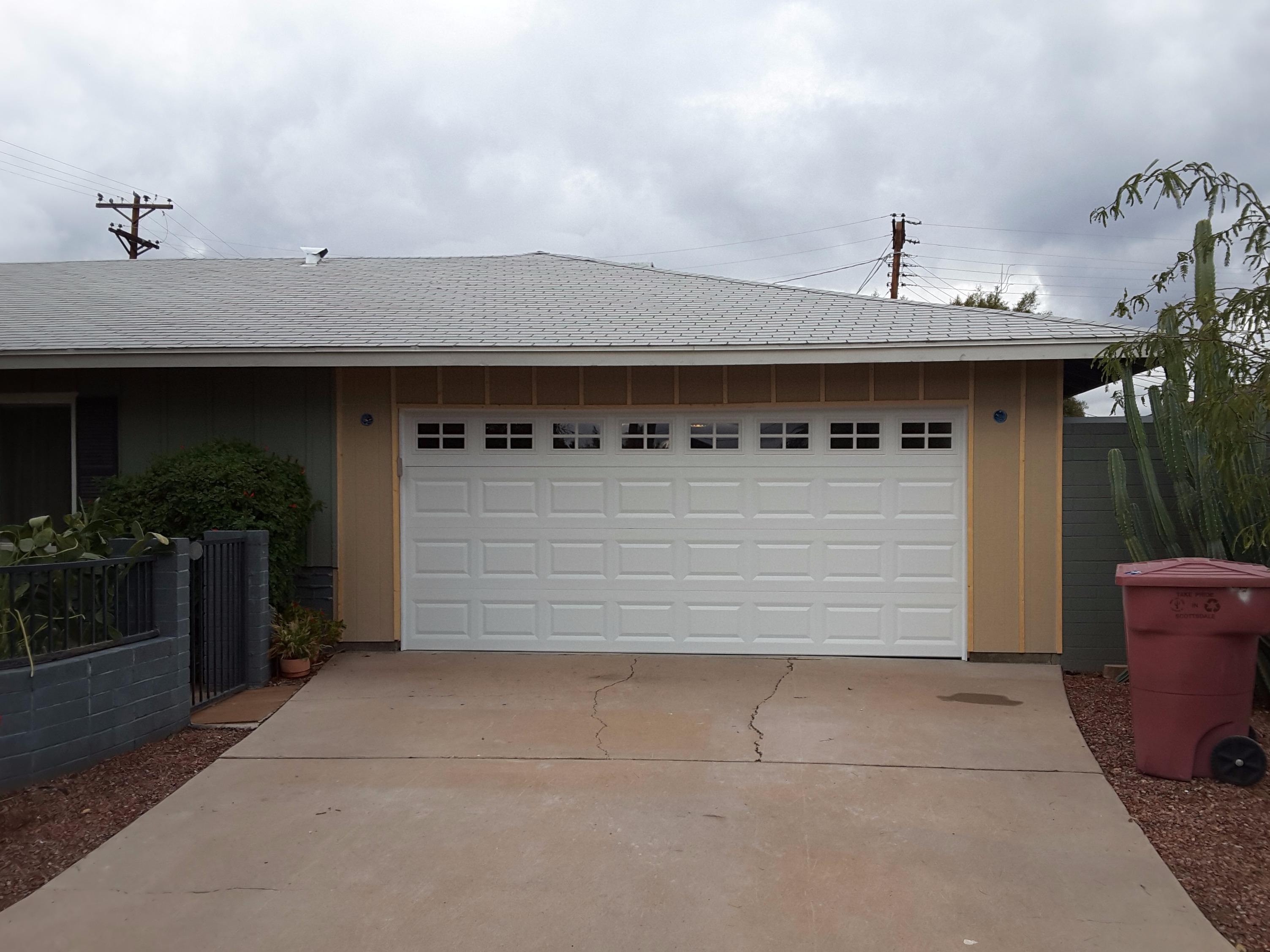 Custom Residential Garage Doors Mesa Az Jdt Garage